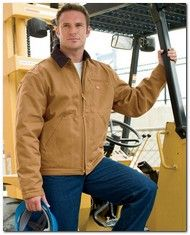 c0fa775a0 Dickies 758 Duck Blanket Lined Jacket | Winter Clothing | Line ...