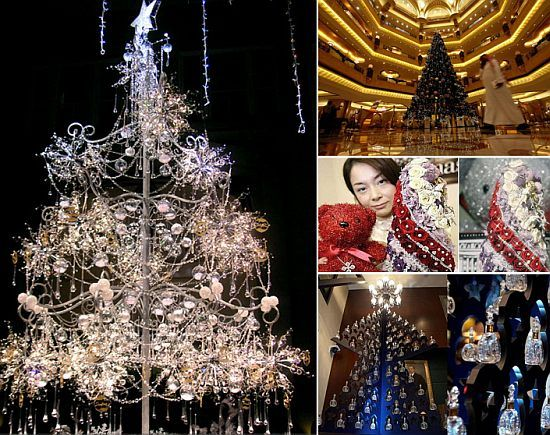 The Worlds Most Expensive Christmas Trees Christmas Tree Beautiful Christmas Trees Christmas