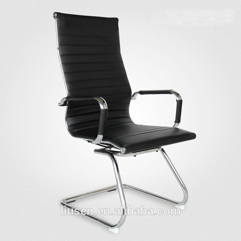 Factory Wholesale Price Modern Conference Leather Chair No