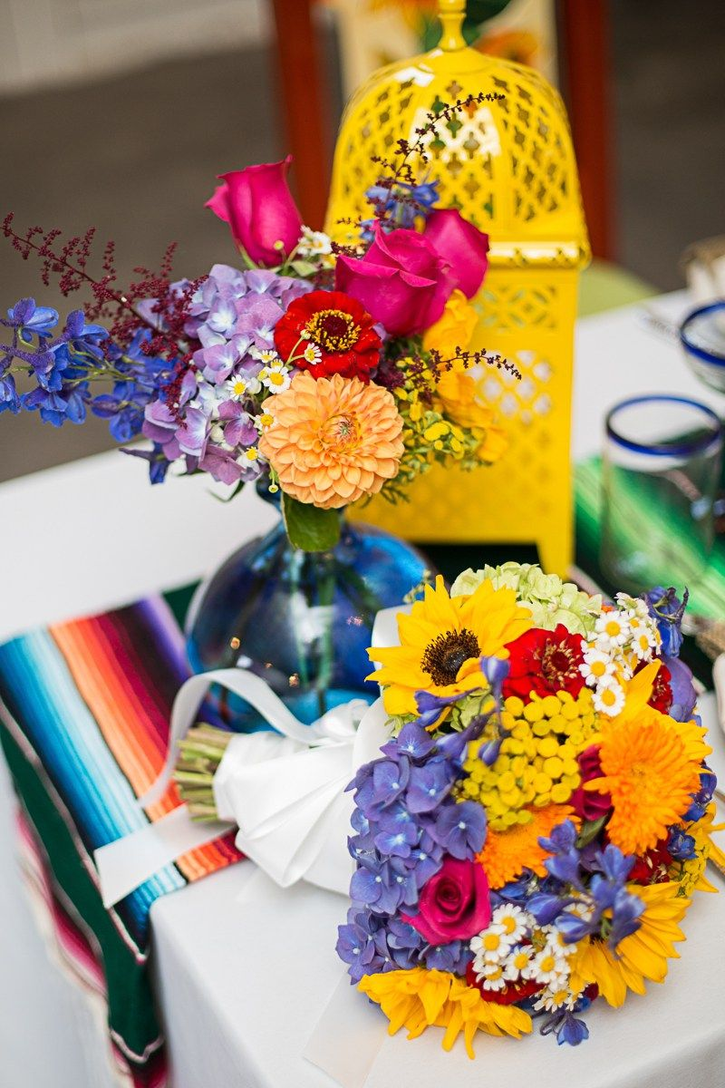HOW TO STYLE A MEXICAN THEMED TABLE Mexican birthday