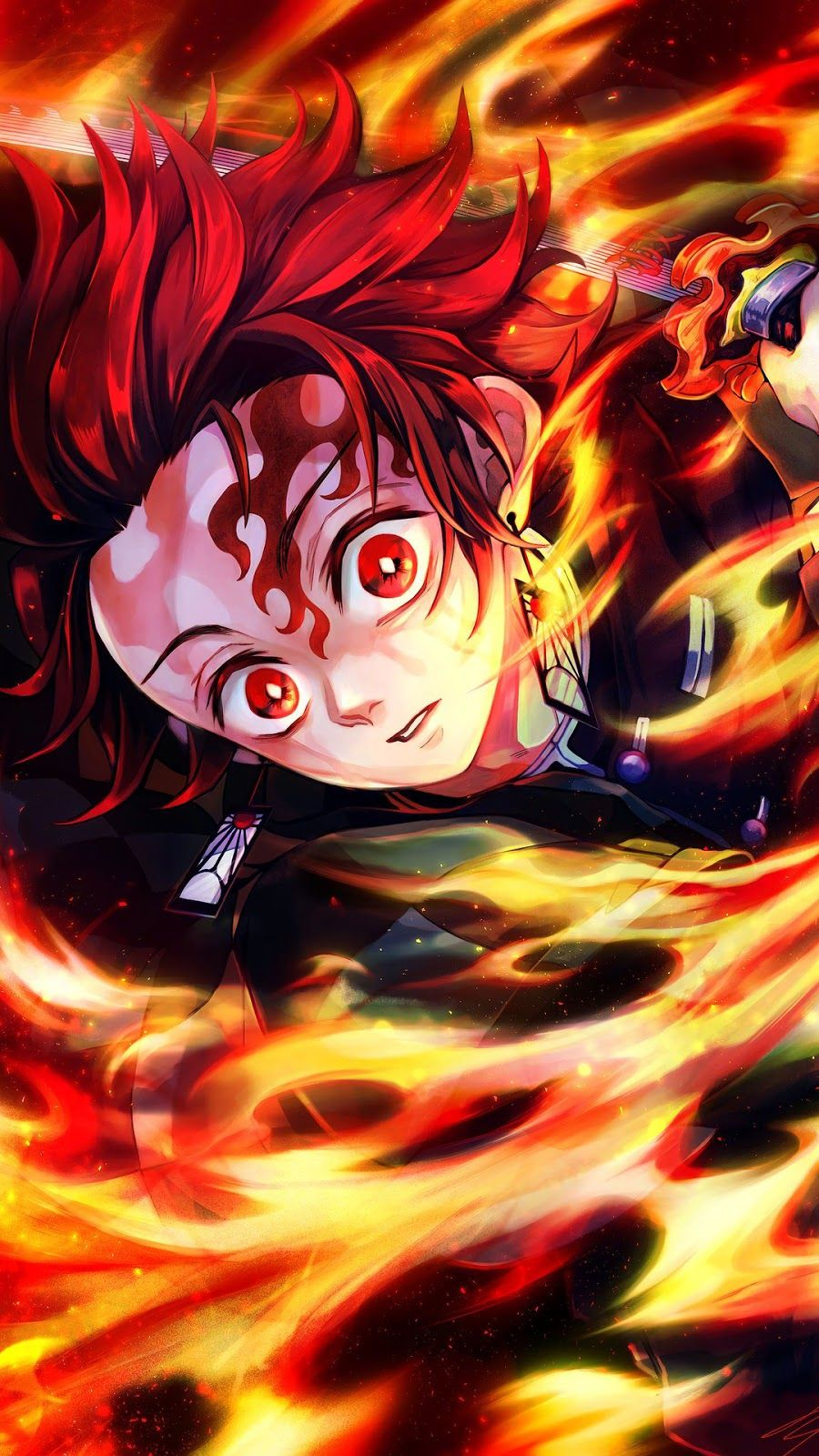 Photo of 40 Most Beautiful Demon Slayer Wallpapers for Mobile