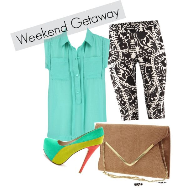 """""""Weekend Getaway"""""""