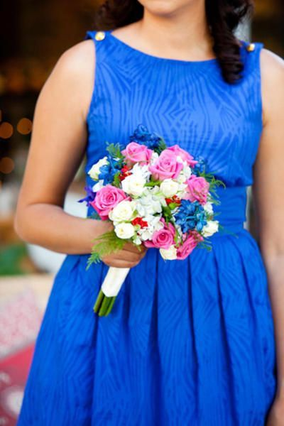 Kenya Blue Bridesmaids Dresses Wedding Vineyard Wedding Wedding