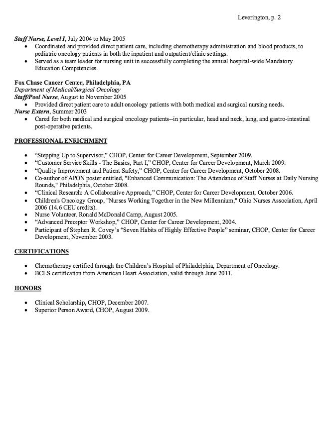 How To Write A Resume For A Scholarship Best Staffpool Nurse Resume  Httpresumesdesignstaffpoolnurse .