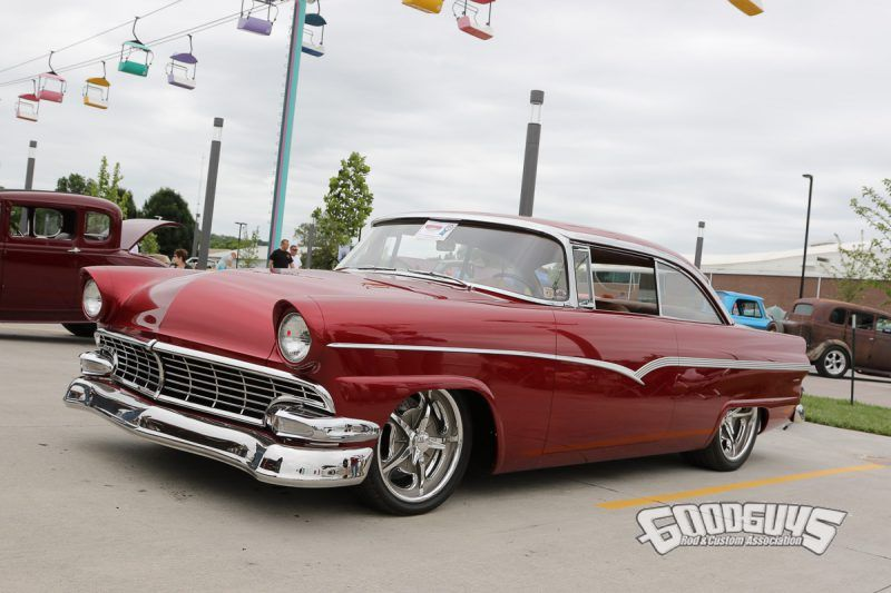 1956 Ford Fairlane Victoria With Images Ford Fairlane