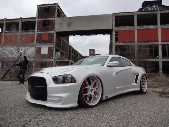 2 Door Wide Body Dodge Charger Full Photo Gallery Dodge Charger Dodge Coupe