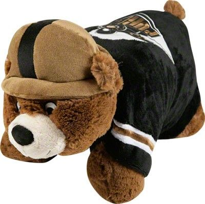 Purdue Boilermakers Pillow Pet #purdue #boilermakers #college