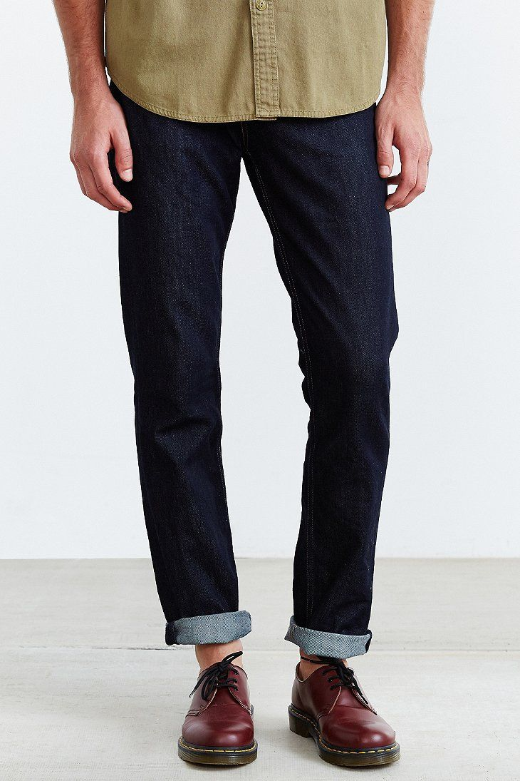 4a0feb86 Levi's 511 Dark Hollow Slim Jean Slim Legs, Levis, Urban Outfitters, Men's  Clothing
