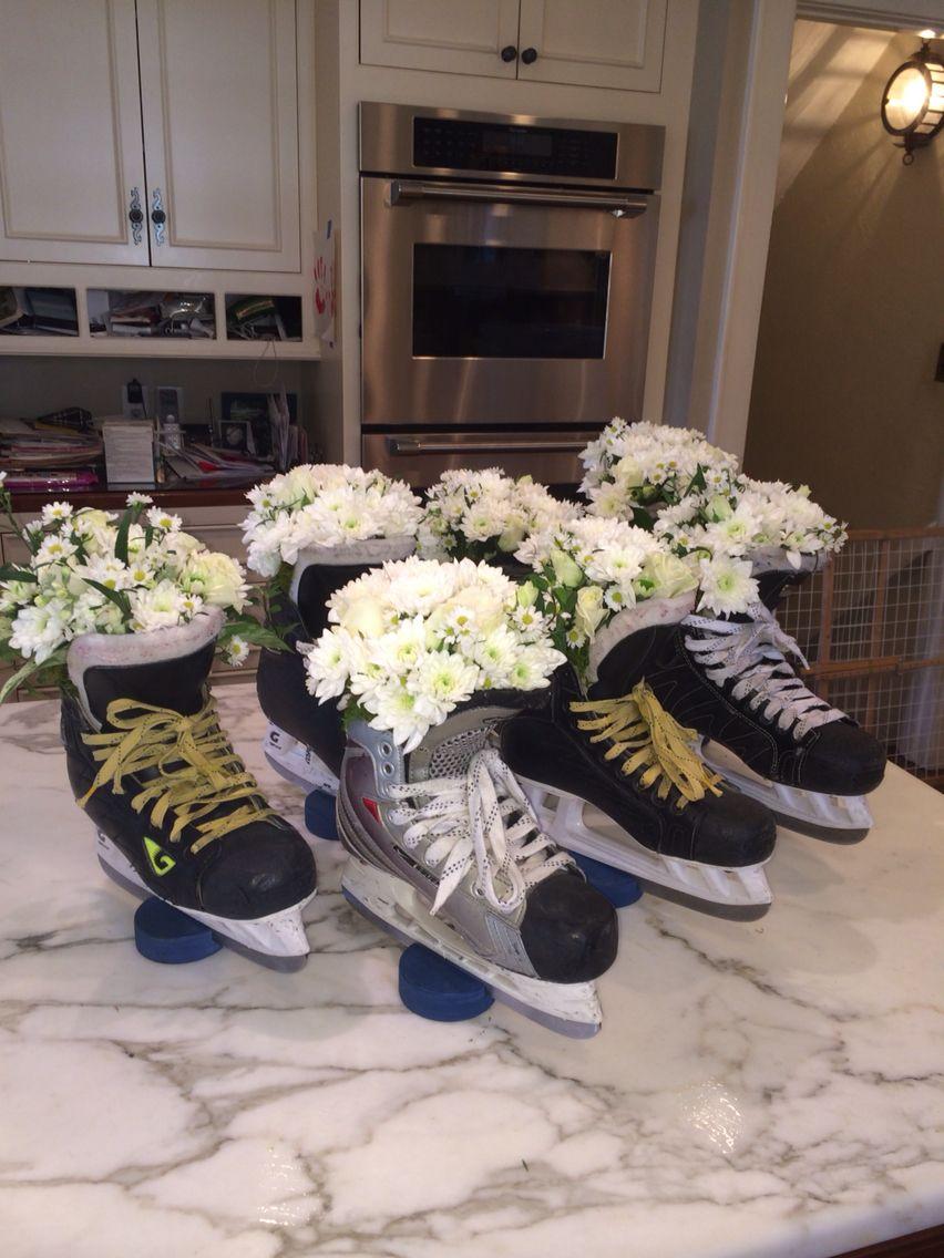 17+ Hockey themed wedding centerpieces ideas in 2021