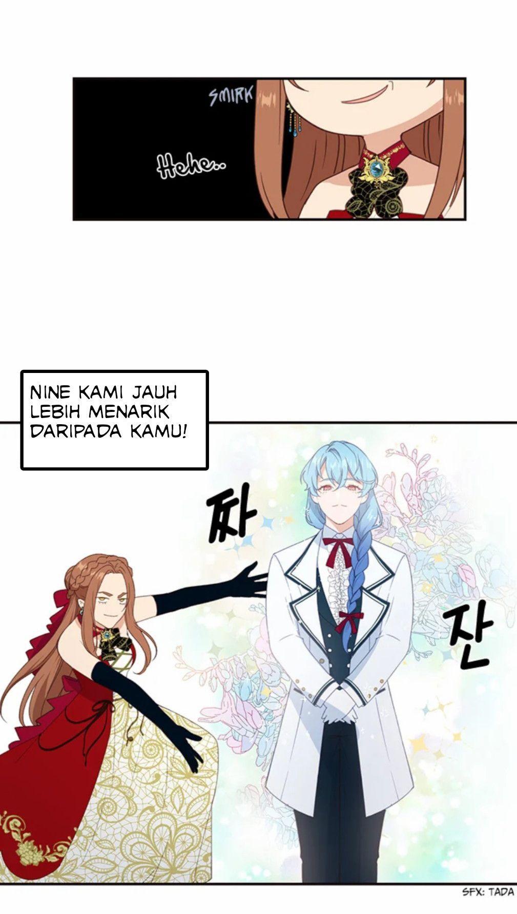 (mencoba mentranslate sebuah manhwa yang menurutku lucu