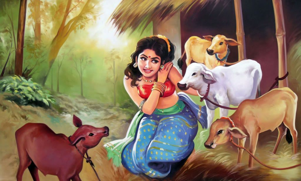 ancient tamil culture paintings - Google Search