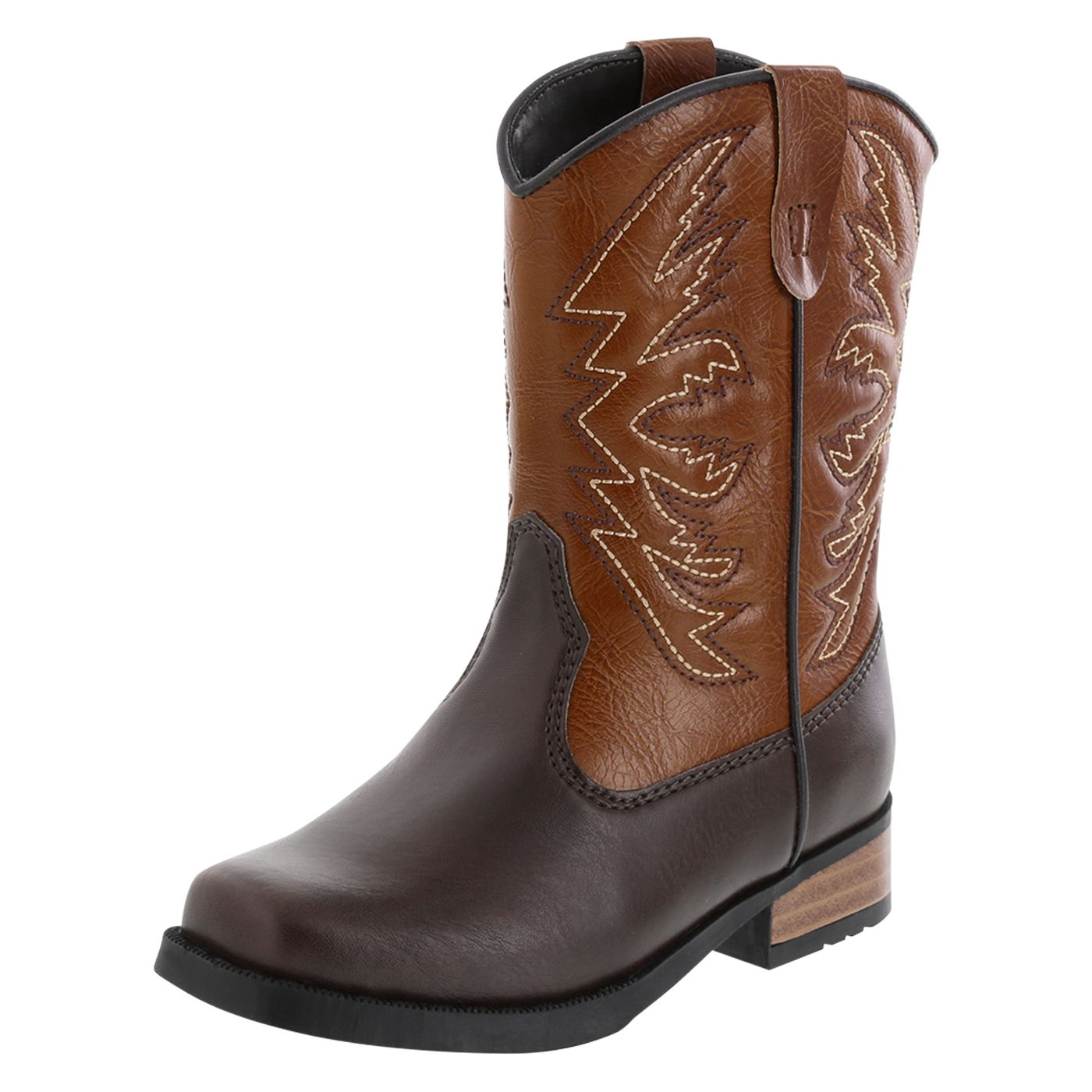 Boys' Toddler Square Toe Western Boot