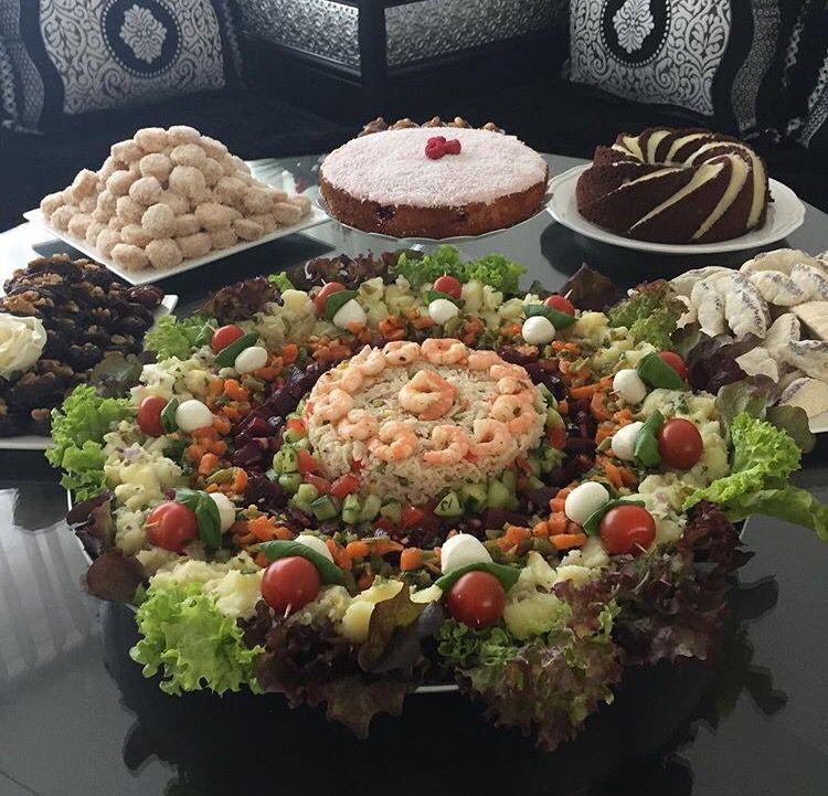 Menu mariage marocain luxe - Une royale en cuisine ...