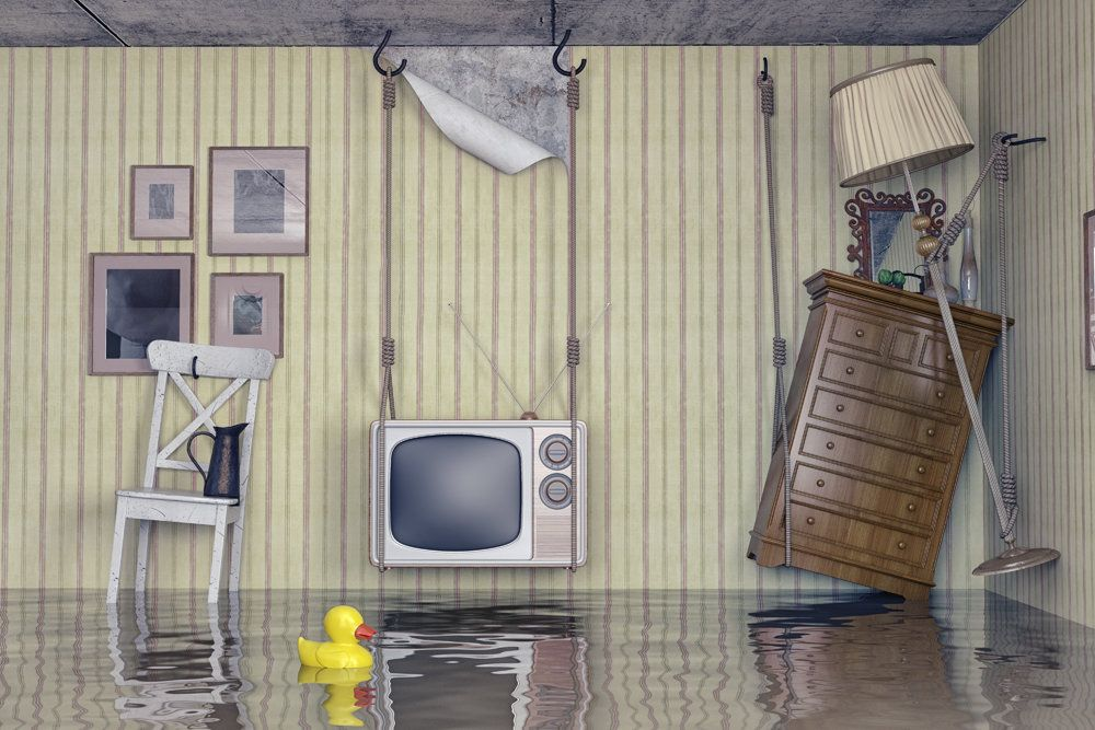 Flood is a natural disaster that comes most of the time