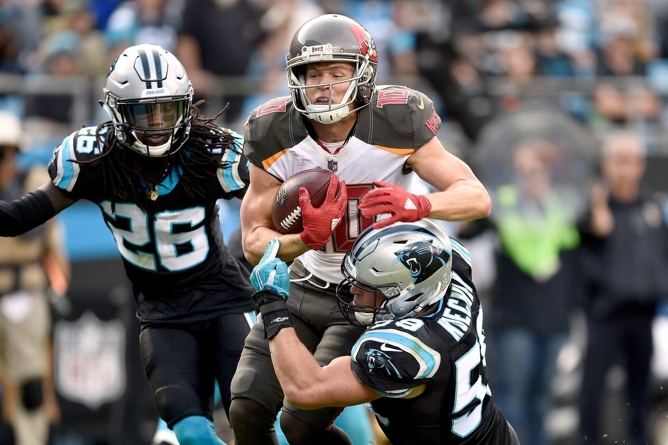 Game day odds for Buccaneers Panthers NFL_News NFL