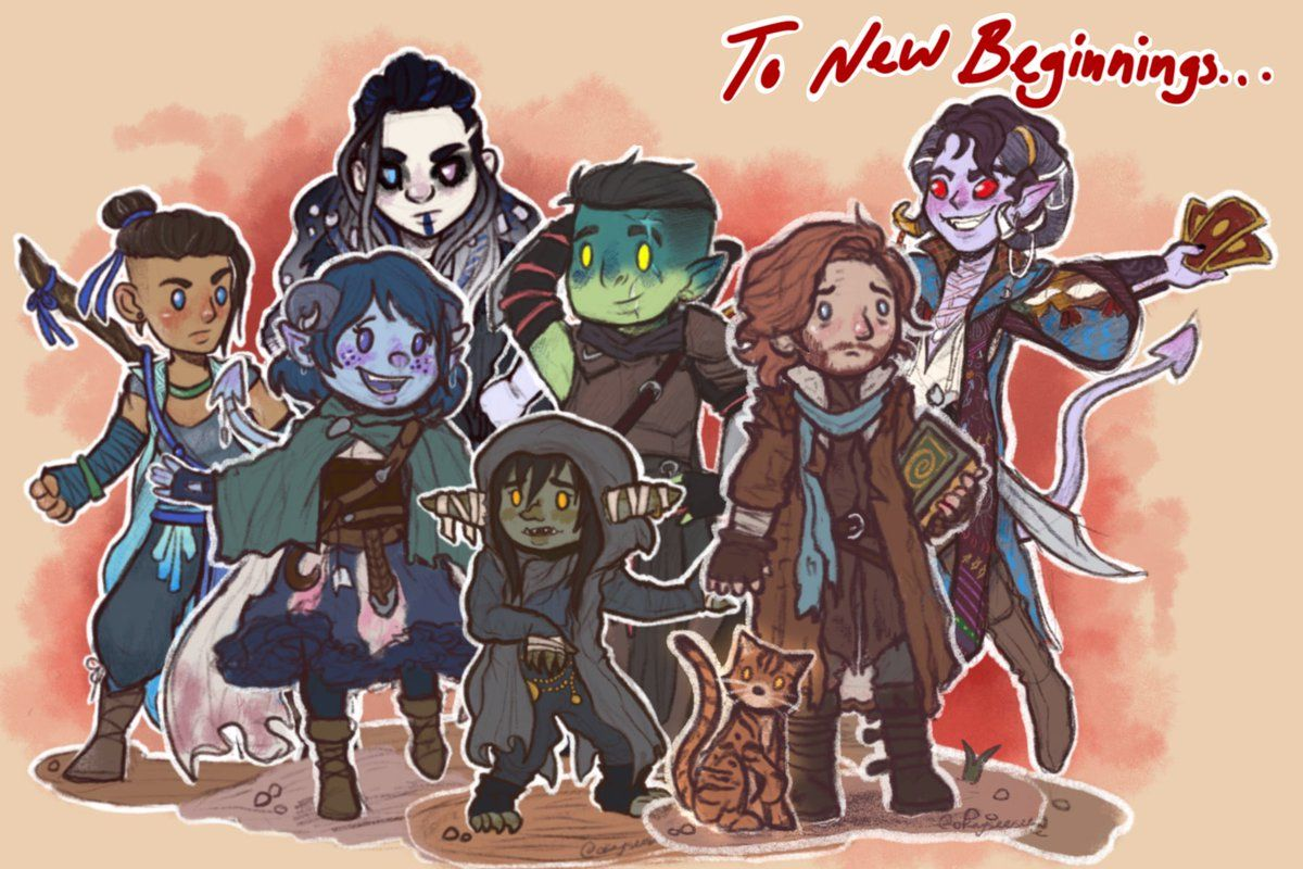 Criticalrole Twitter Search Critical Role Fan Art Critical Role Critical Role Campaign 2 I got into it back in april 2016 and i haven't stopped loving it since. critical role fan art