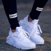 sport shoe quot;Adidasquot; Women Yeezy Boost Sneakers Running Sports Shoes on Wanelo
