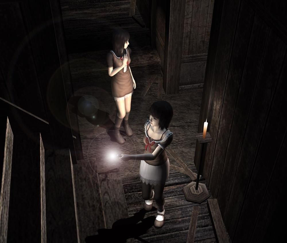 Fatal Frame II: Crimson Butterfly | Fatal frame and Video game