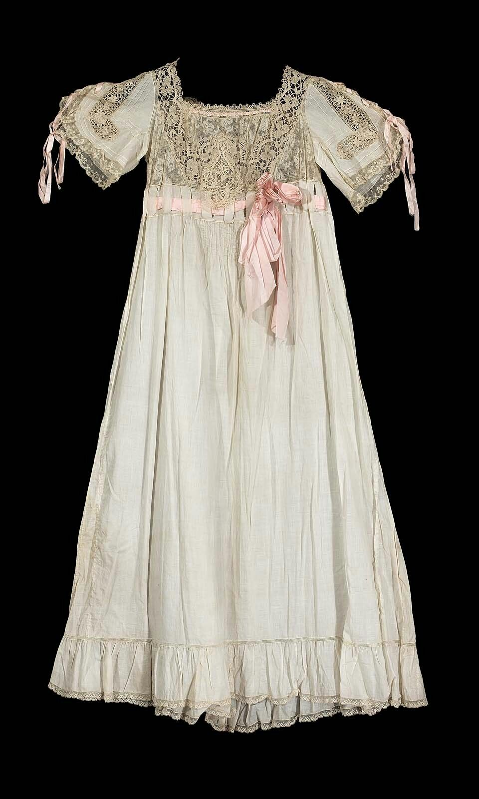 a521a73e41 Nightgown French About 1900. Nightgown French About 1900 Vintage ...