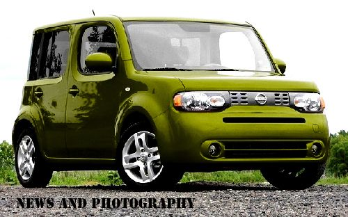 Love The Olive Green Cube New Nissan