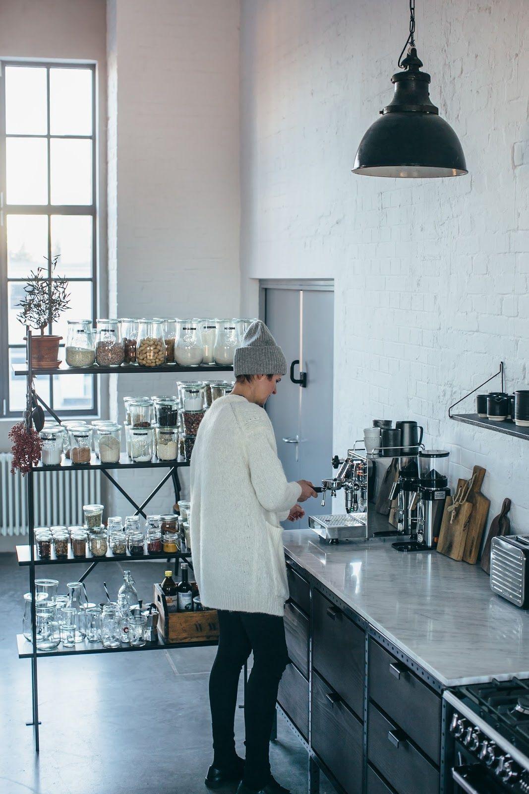 Frama Studio Kitchen Douglas Fir Cabinets Berlin Our Food Stories ...