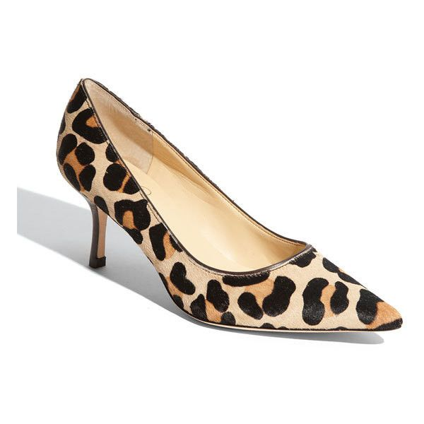 Ivanka Trump 'Indico' Pump ($60) ❤ liked on Polyvore featuring shoes,