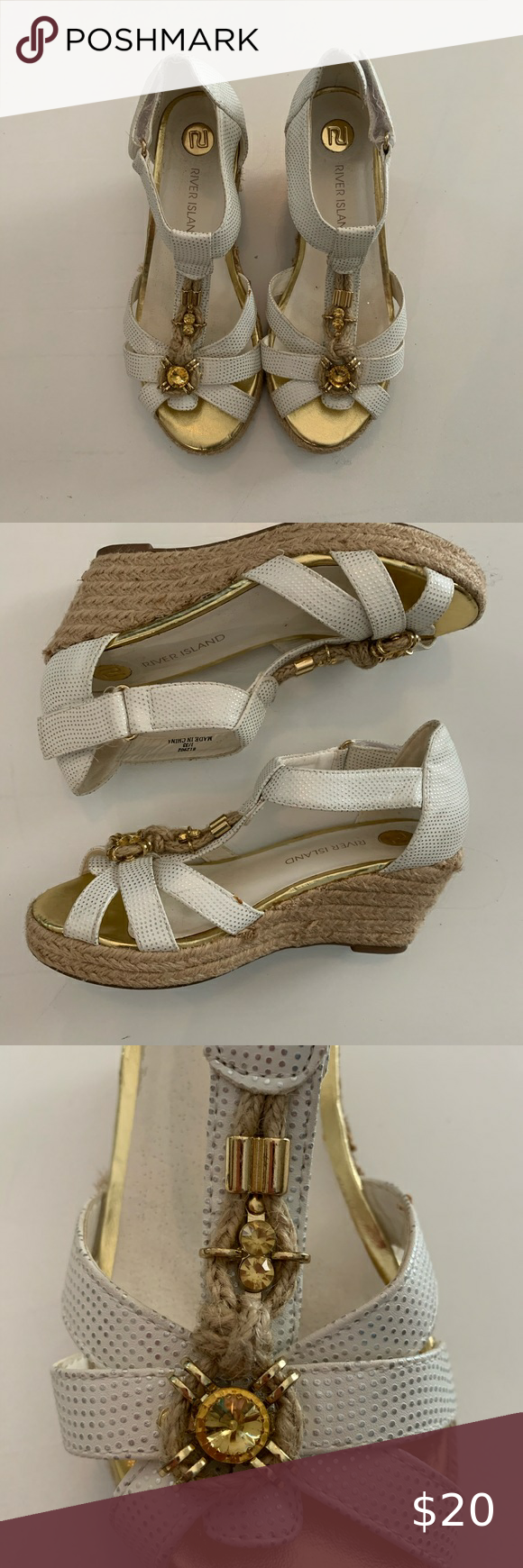 River island Girls Wedges in 2020