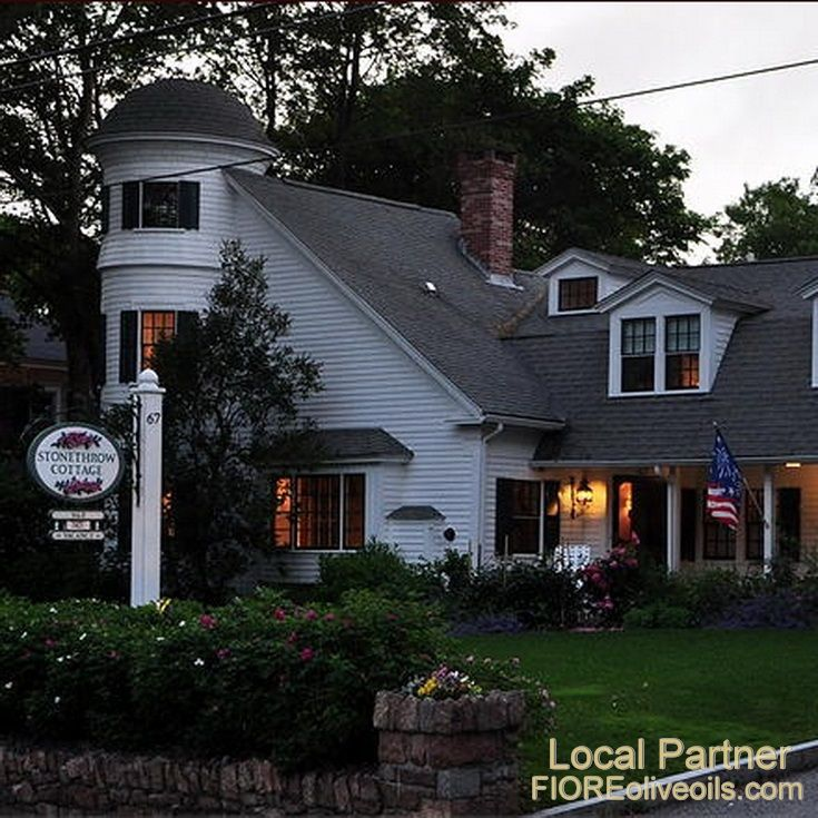 Our Inn was built in the 1860's and was lovingly restored in 1995.  The interior, exterior, and grounds are beautiful and impeccably maintained. The Stone Throw Cottage Bed and Breakfast is a peaceful, welcoming sanctuary, perfect for your coastal Maine getaway!