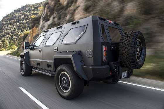 first drive of the ussv rhino gx dream cars cars first drive rh pinterest co uk