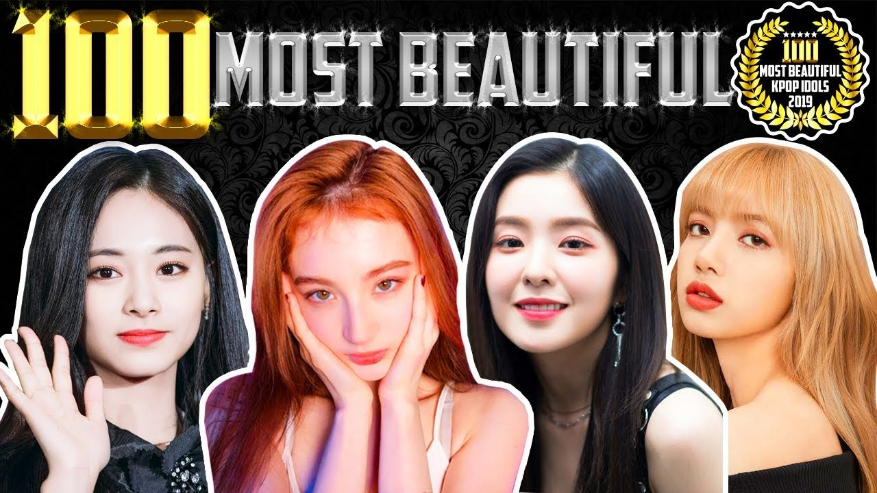 The 100 Most Beautiful Kpop Idols Of 2019 The Tc Candler Of Kpop Most Beautiful Faces Kpop Girls Beautiful