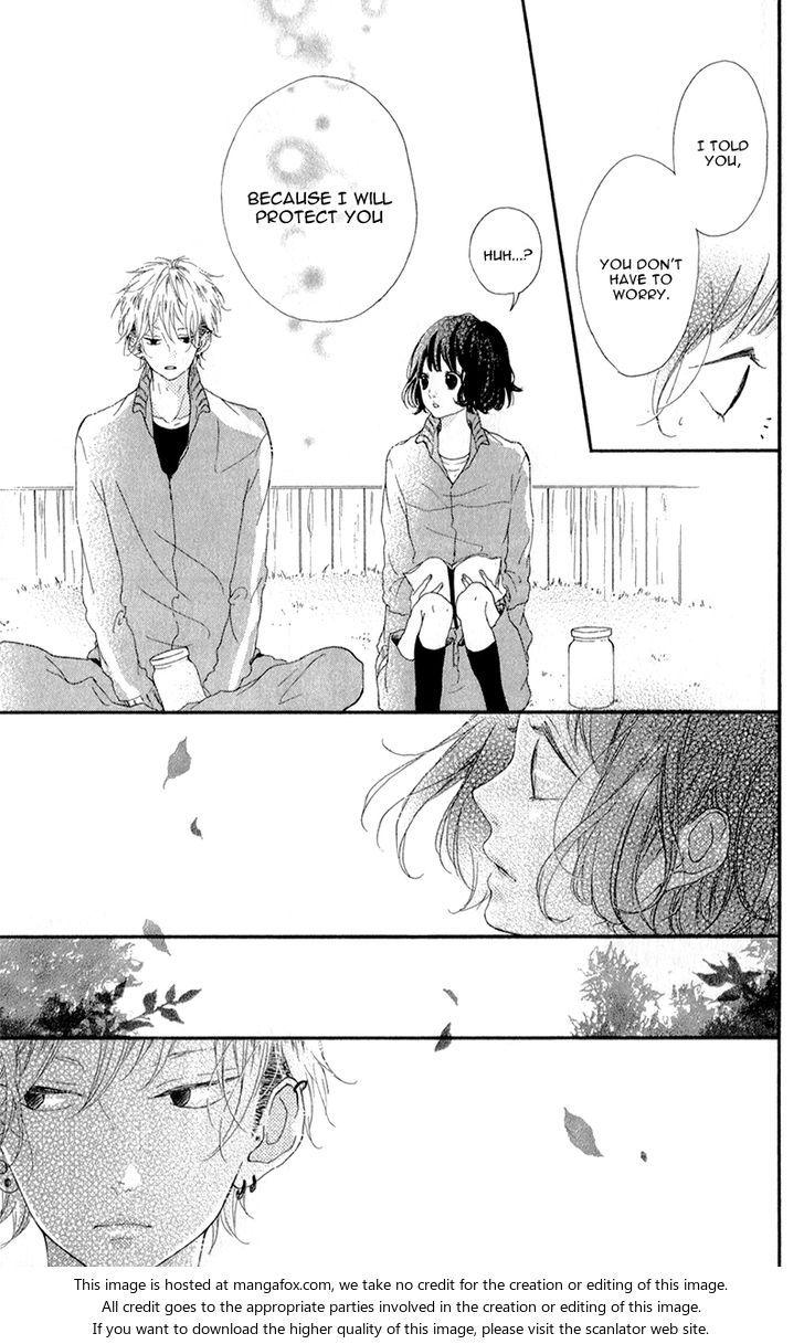 Honey (MEGURO Amu) / Ch. 3 | Shoujo manga, Manga, Manga ...