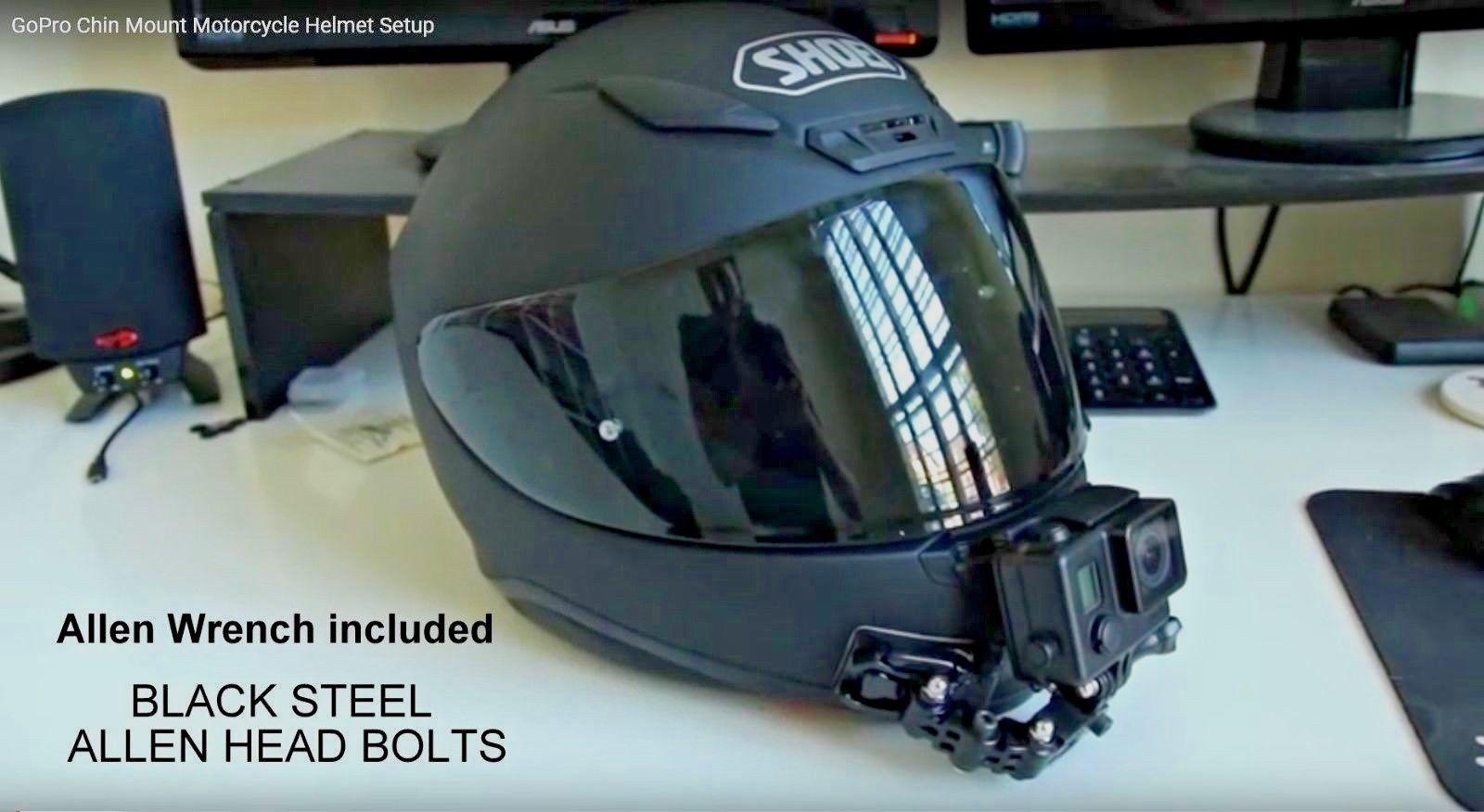 Gopro Helmet Front Chin Mount Gopro Chin Mount Helmet Mount For