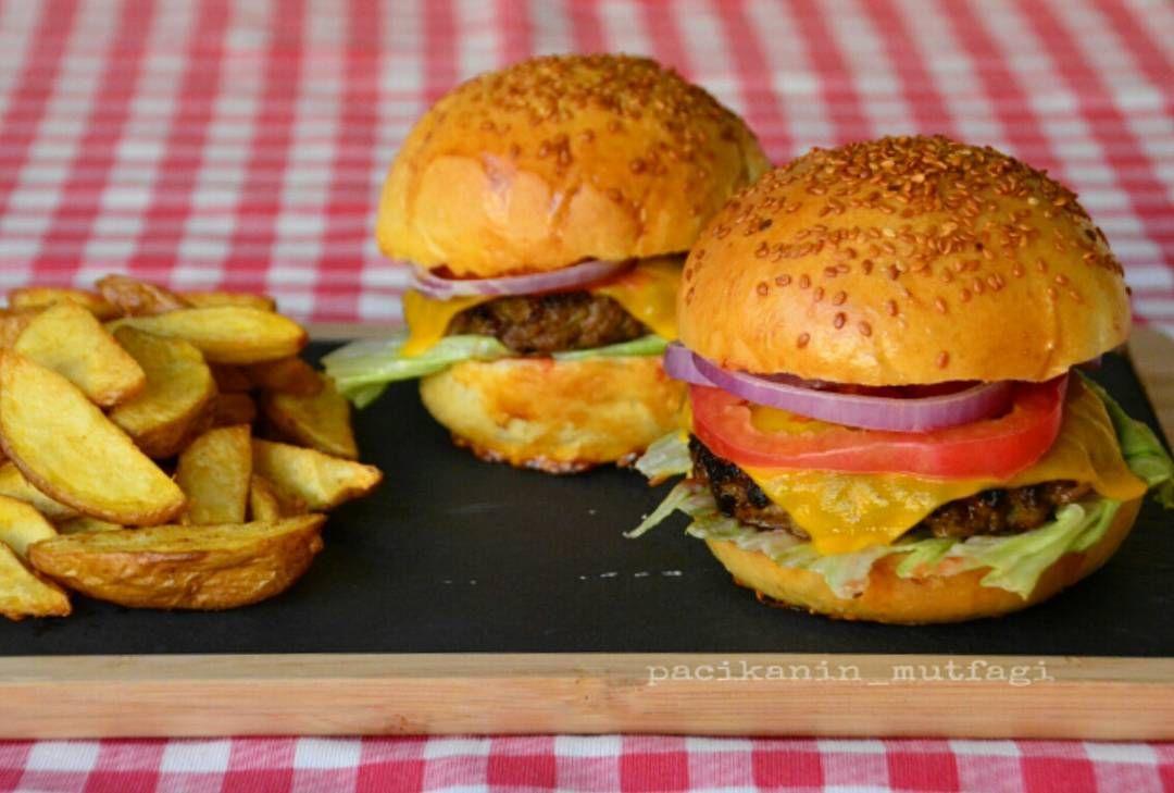 Evde Hamburger Tarifi Videosu