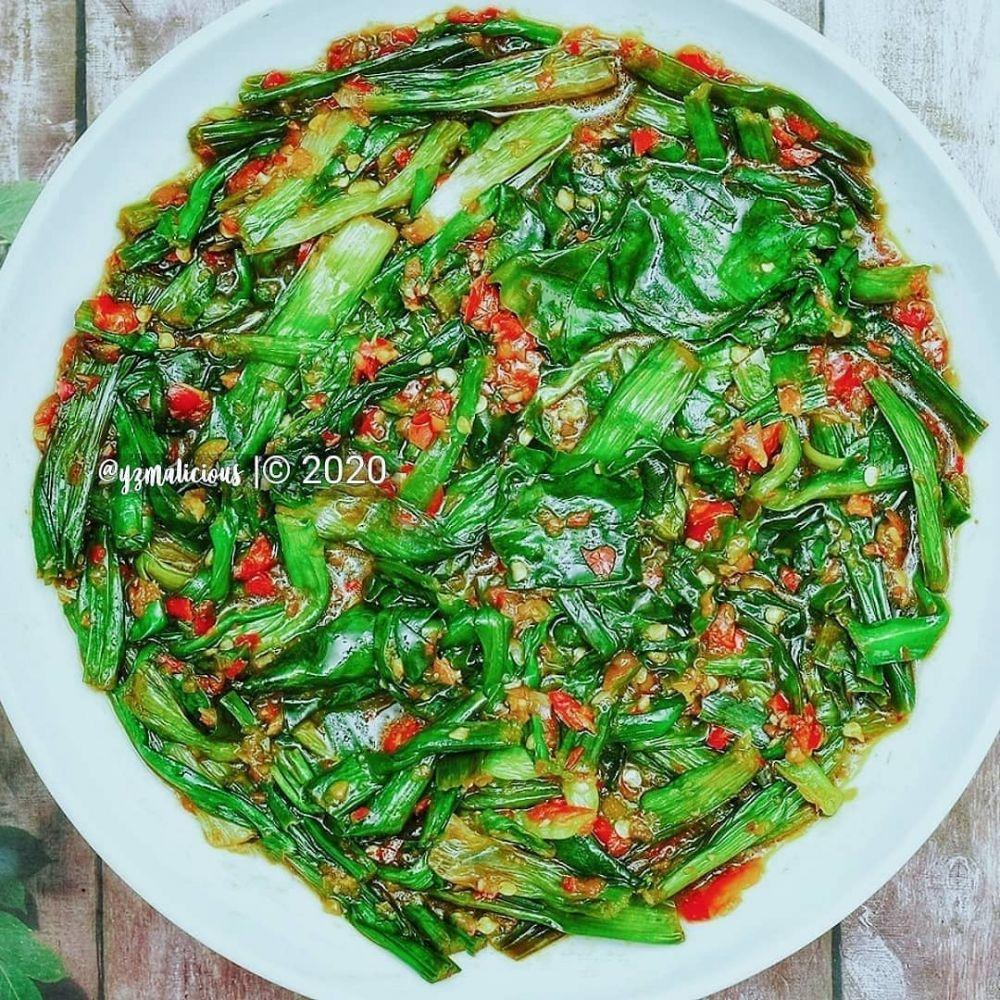 Resep Sayur Genjer C 2020 Brilio Net Di 2020 Resep Resep Masakan Indonesia Makanan