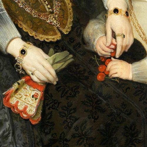 Mère et Fils (Détail) Cornélis de Vos .1624-Cornelis de Vos [1] (1584-9 de Maio de 1651) foi um Flamengo pintor , desenhista e negociante de arte . Ele era um dos principais pintores de retratos em Antuérpia e é mais conhecido por suas sensíveis retratos , em particular das crianças e famílias