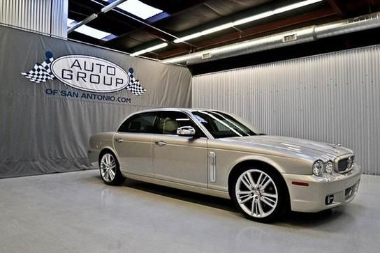 Land Rover San Antonio >> Cars for Sale: 2009 Jaguar XJ Vanden Plas Super V8 Portfolio in San Antonio, TX 78232: Sedan ...