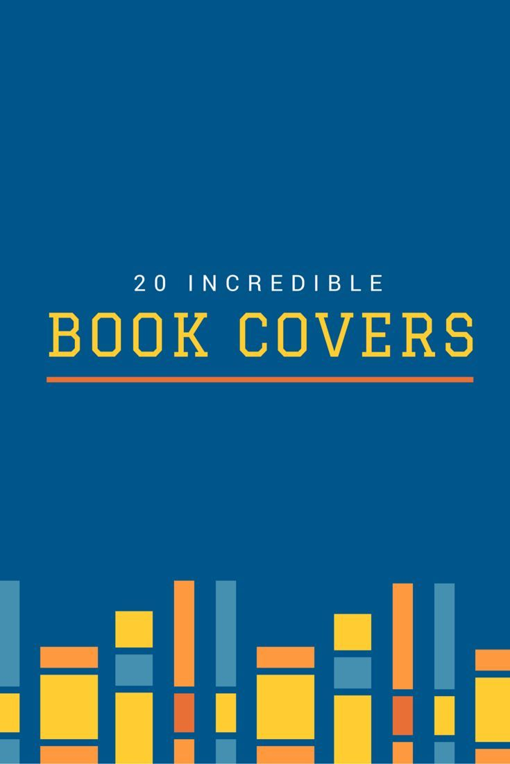 20 incredible book covers non designers can pull off with free 20 incredible book covers non designers can pull off with free templates pronofoot35fo Gallery