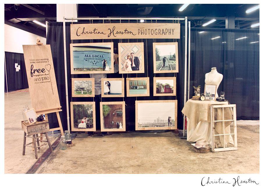 Photography Expo Stands : Christina heaston photography wedding show