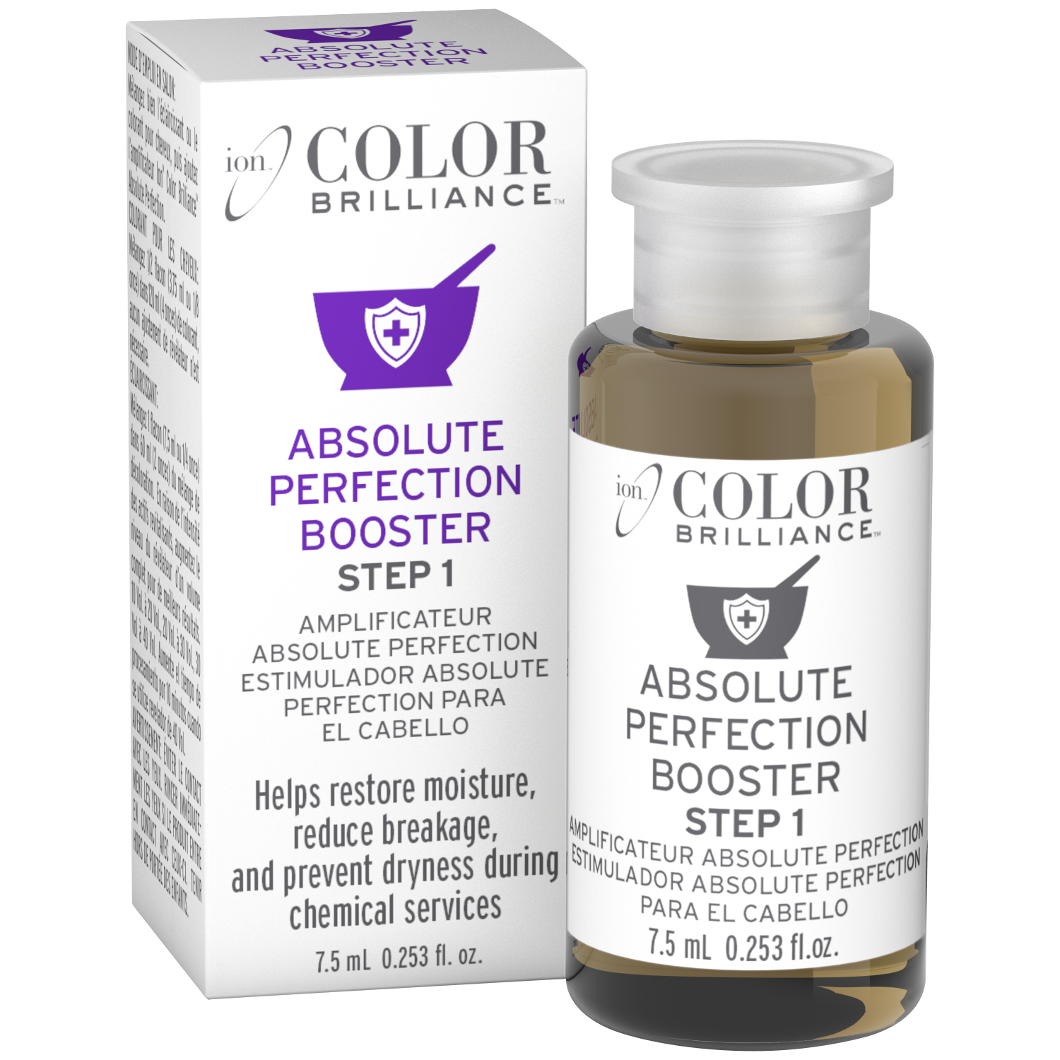 Absolute Perfection Booster Step 1 | Ion color brilliance, Hair ...