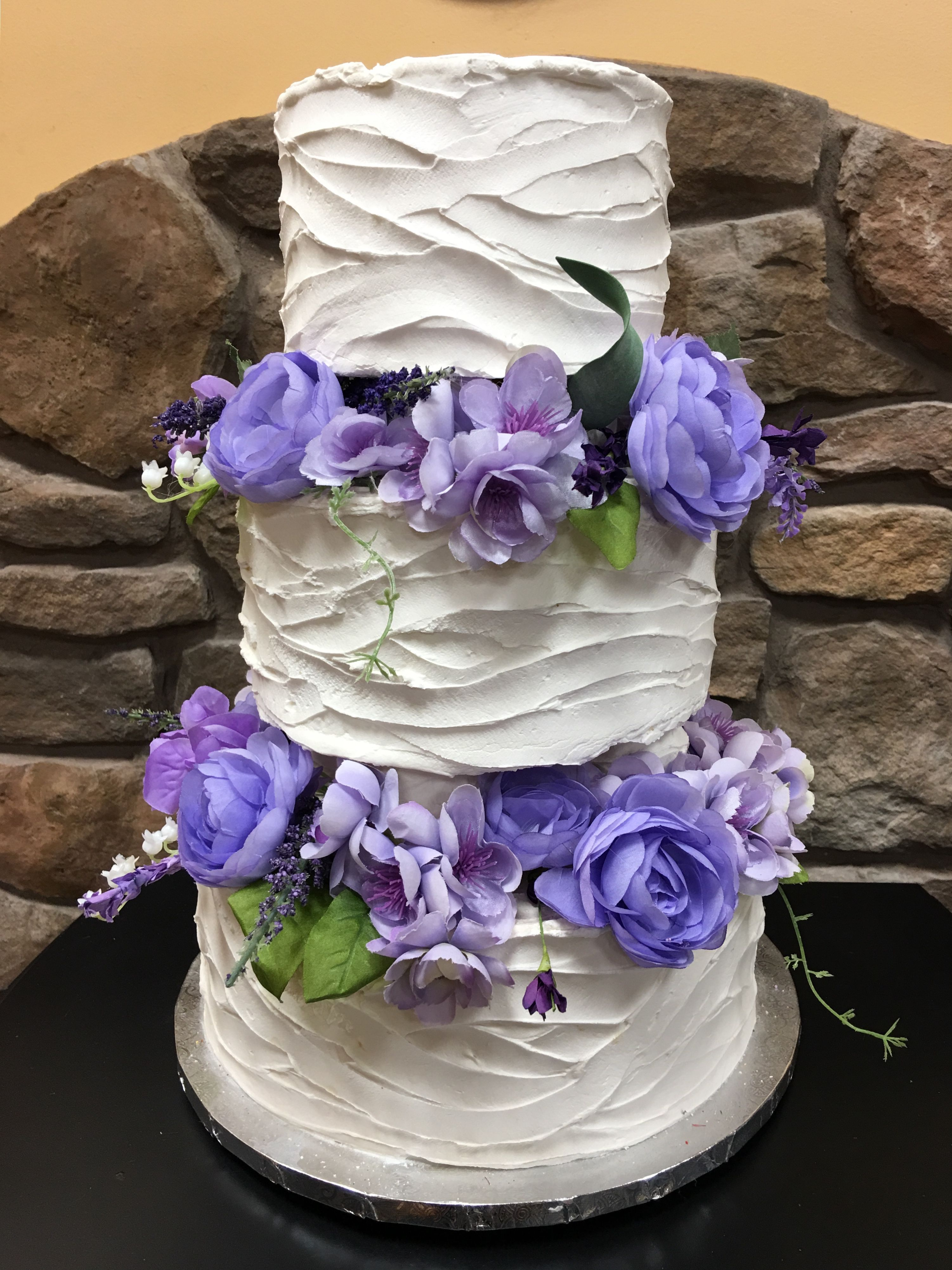 Spring wedding cake idea weddings pinterest spring wedding cakes