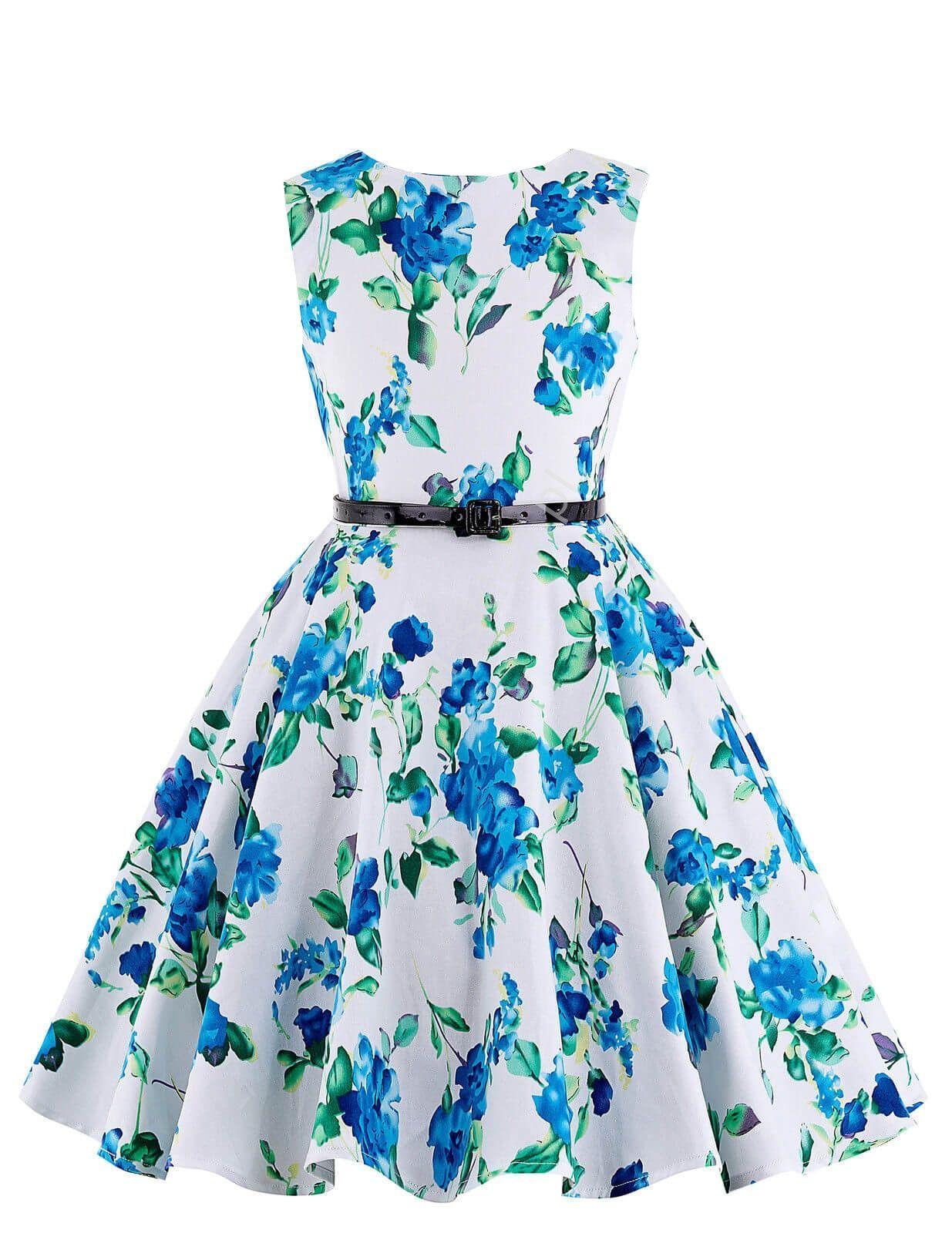 Znalezione Obrazy Dla Zapytania Sukienka W Kwiaty Dla Dziewczynki Dresses For Tweens Casual Party Dresses Kids Dress