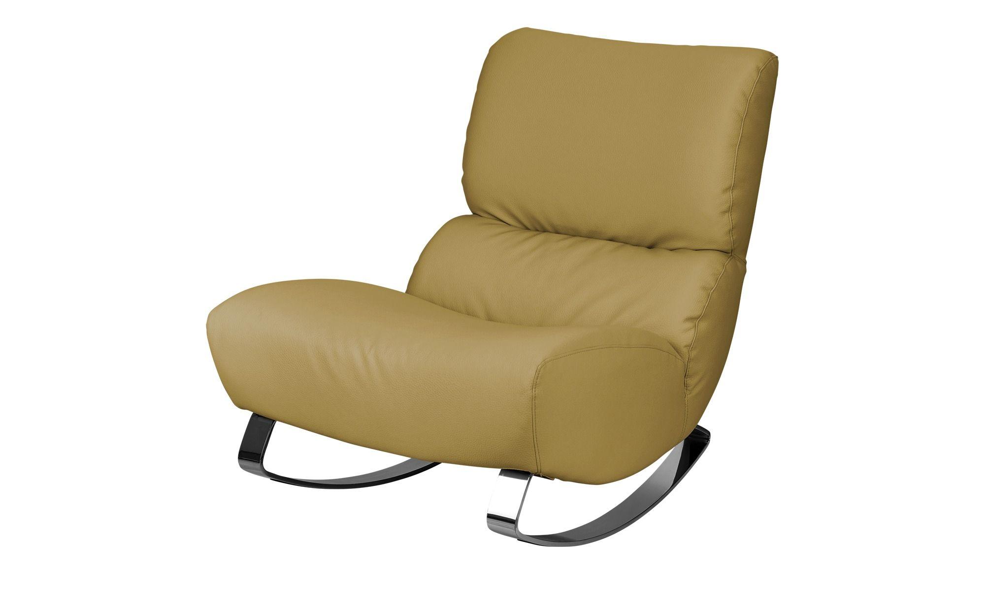 Design Sessel Gelb Kunstleder Citole Gelb Masse Cm B 76 H