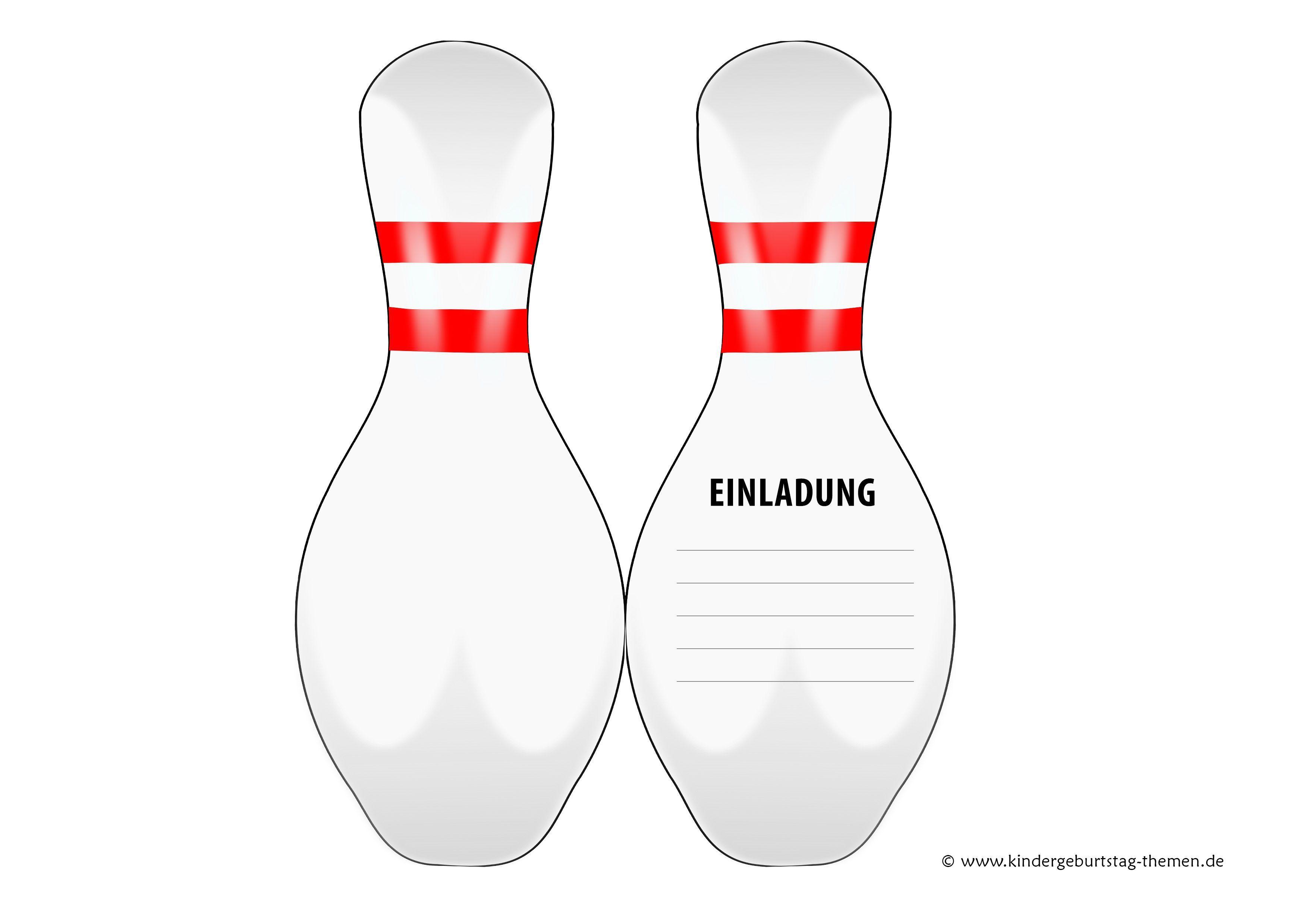 Einladung Zum Kindergeburtstag Bowlingkindergeburtstag Einlad Einladungskarten Kindergeburtstag Einladung Kindergeburtstag Kostenlos Einladung Kindergeburtstag