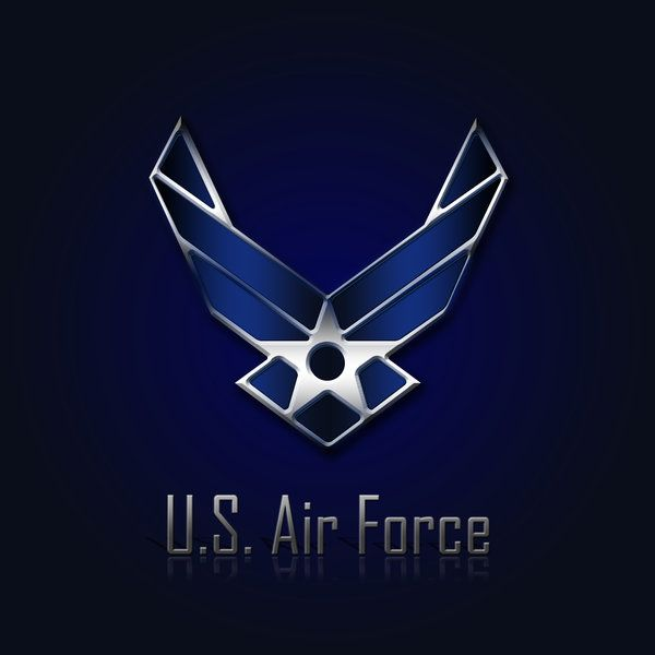 United States Air Force Logo Air Force Wallpaper Mac Air