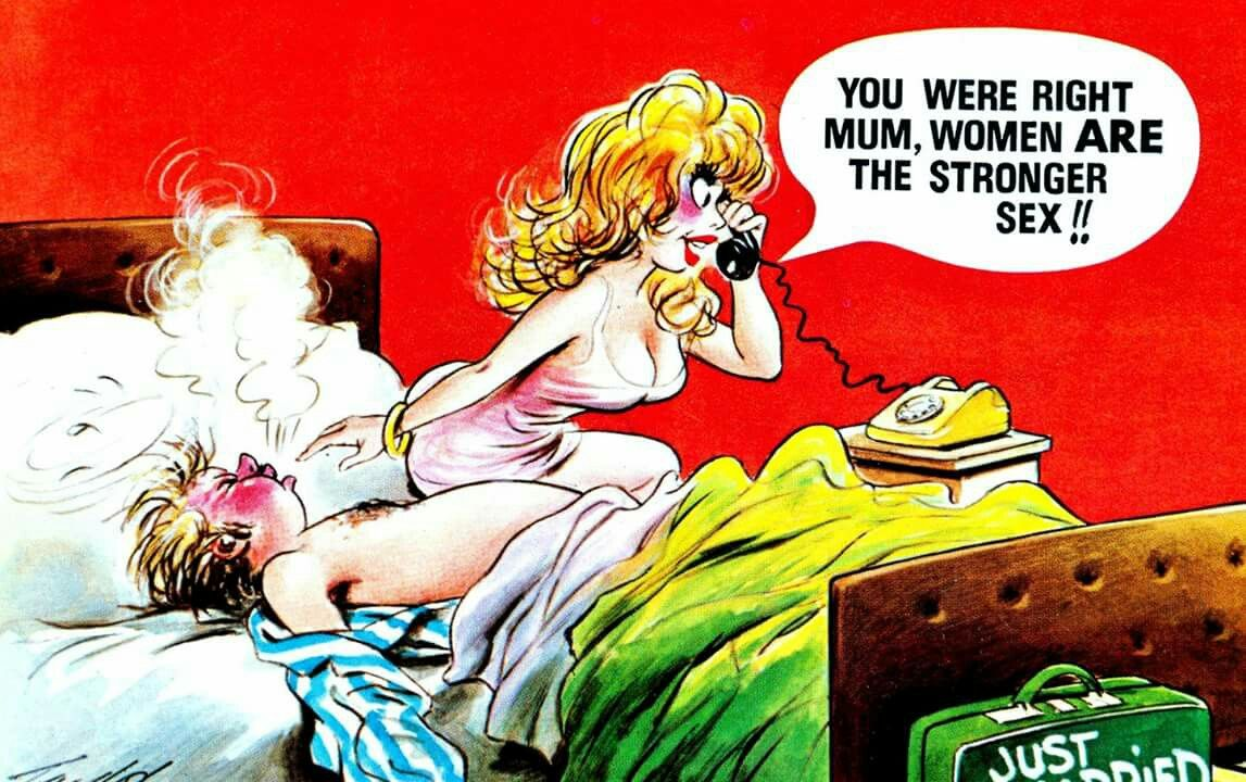 Funny Postcards Image By Darrell Warner On Humor Funny Cartoon