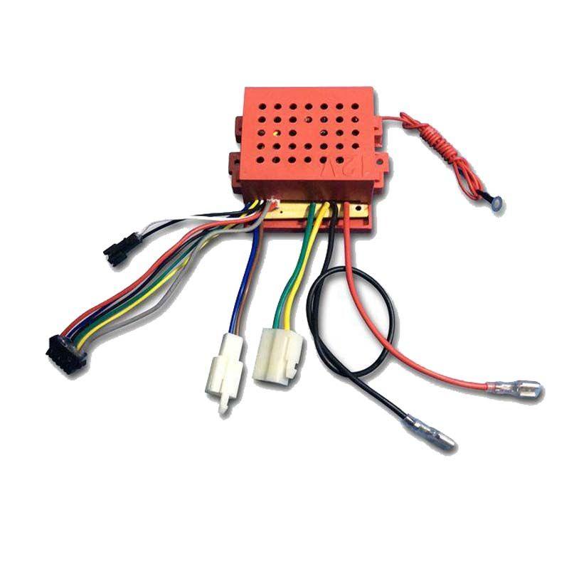6V 12V 27MHZ Beriga multi-function receiver remote control children ...