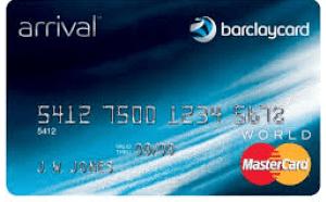 Barclays Card Arrival Plus World Elite Master Card Login Rewards
