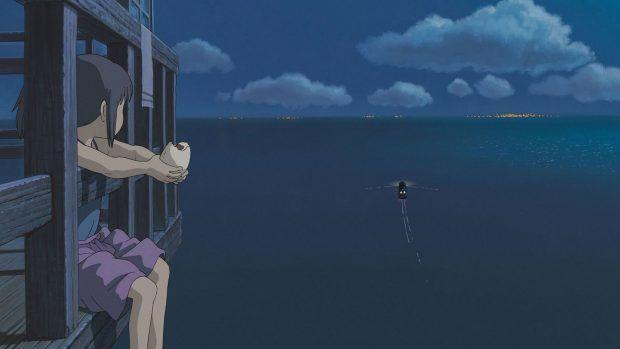 Download Spirited Away Wallpapers Spirited Away Wallpaper Anime Scenery Wallpaper Aesthetic Desktop Wallpaper