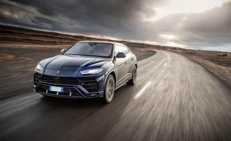 2020 Lamborghini Urus Is The New Modern Rambo Lambo Lamborghini Car Car Photography