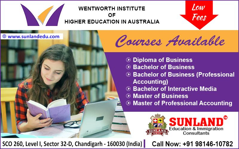 Pin by Sunland Education on Study Visa For Australia